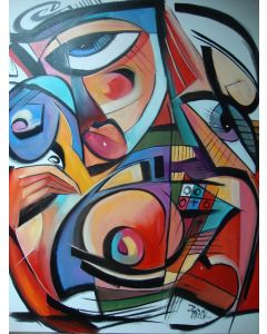 HOMAGE TO CUBISM