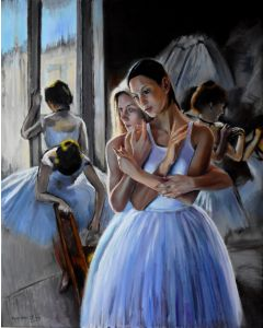 Thinking about Degas