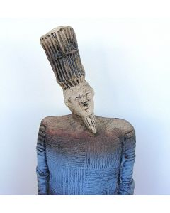 Ceramic Sculpture - King Priam