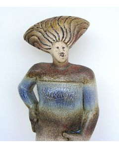 Ceramic Sculpture - Calypso