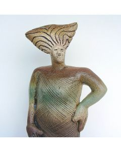 Ceramic Sculpture - Persephone