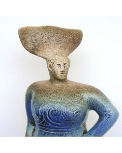 Ceramic Sculpture - Selene (Luna)