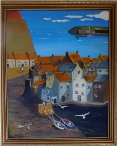 An English Harbour
