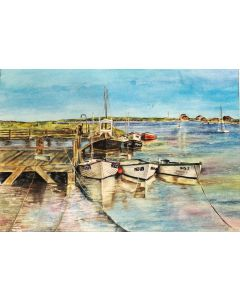 The Harbour, Southwold, Suffolk