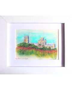 Ely Cathedral in the Summer