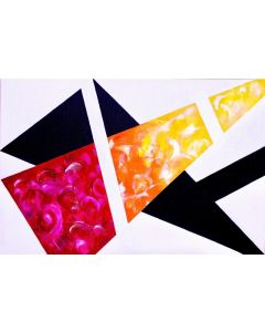 Large Modern Wall Art Painting,Large Abstract Painting on Canvas,vertical / horizontal painting,