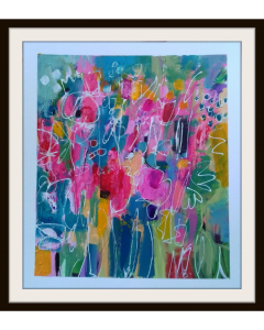 Abstract Floral VII