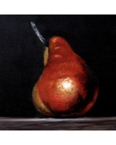 Sweet red pear