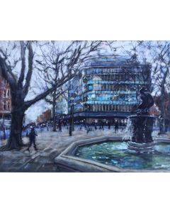 Sloane Square winter