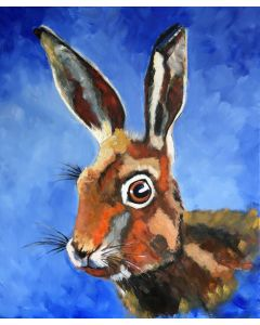 Hare, out of the blue