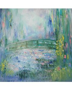 The Waterlilies of Giverny