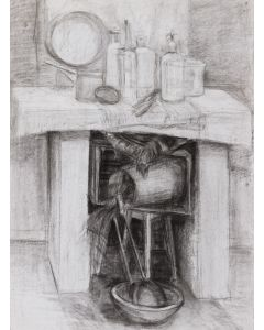 Grayscale Still Life