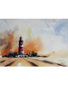 Happisburgh Lighthouse.