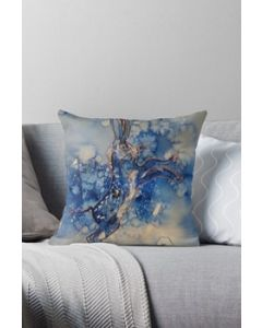 Cushion  a beautiful cushion  designed by Artist Beth Neal 'The Hare'