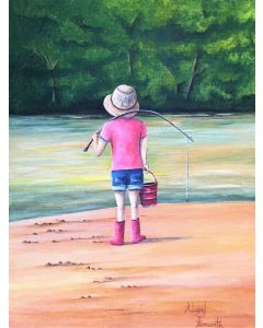 A Day Fishing