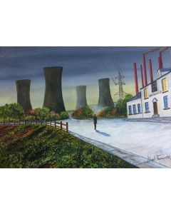 Kearsley Cooling Towers/Lord Nelson