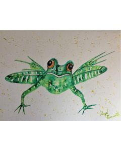 A Leaping Frog