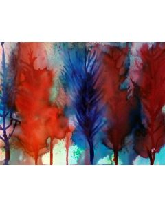 Red and Blue Tree Energies