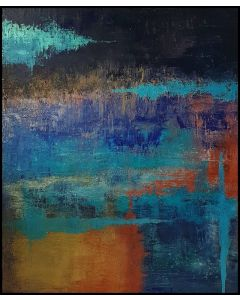 'MEMORY'  'Memory'  Abstract Acrylic on canvas  One of a kind artwork  1200 x 1000 mm  Jemme MD Art