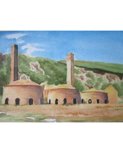 The Kilns, Porthwen Brickworks (2)