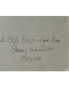 Ginger Cow..Sketch.