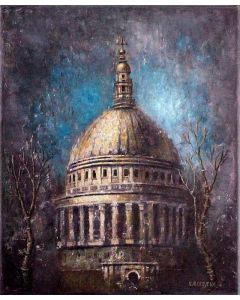 ''St.Paul's Cathedral''.London.UK