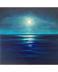 In the Blue Moonlight Hour