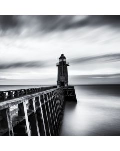 A Lighthouse at the port