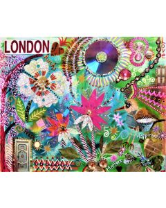 London Rocks, Love, Peace and Happiness