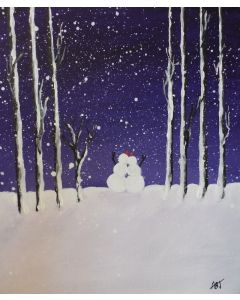 Love in the Snow - 2