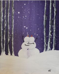 Love in the Snow  - 3