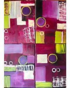 Love Letters Abstract II