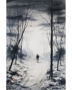 LOVERS IN WINTER