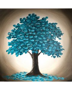 Magical Blue Tree 2