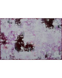 XXL Abstract Day Dreaming 120 X 80cm Textured Abstract Painting