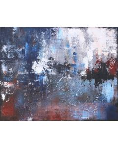 Raw Earth II 50.5 x 40.5cms Textured Abstract Painting