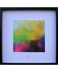 Abstract No 11007 Framed Ready to Hang Painting