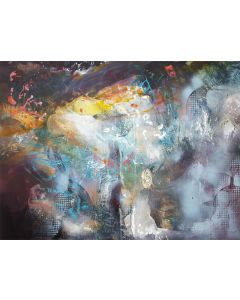 POETRY OF A MOVEMENT ONEIRIC MINDSCAPE BY ROMANIAN PAINTER O KLOSKA