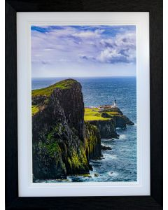 NEIST POINT LIGHTHOUSE – Isle of Skye  - Limited Edition 1 of 10   FREE WORLDWIDE SHIPPING