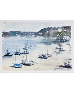 Newquay Harbour - Cornwall