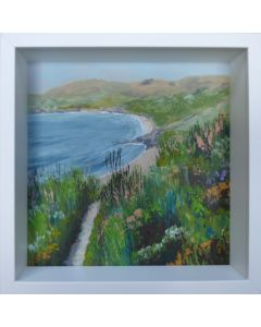 The path to Sennen