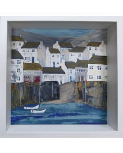 Port Isaac, Two Boats