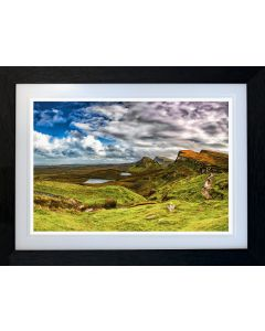 QUIRAING RIDGE - Isle of Skye   -   Limited Edition 1 of 10   FREE WORLDWIDE SHIPPING