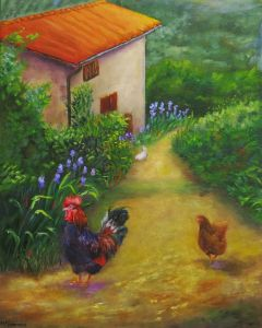 Rooster`s Day Out
