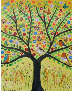 Birds and Butterflies on a Tree of Life