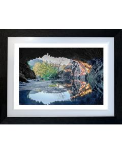 RYDAL CAVE - Lake District _ Limited Edition of 10 - FREE WORLWIDE SHIPPING