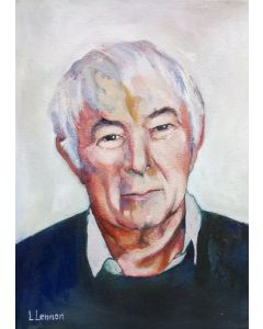 Seamus Heaney Limited Edition Giclee Print