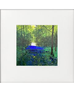 One Spring day Bluebells