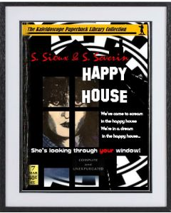 Happy House - large limited edition Siouxie print