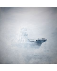ARK ROYAL HMS Limited edition print Ref. SN 085